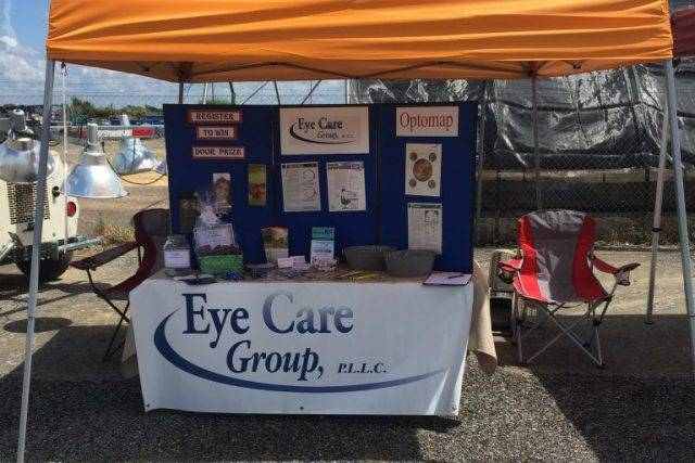 Lauderdale County Fair 2018 Eye Care, Ripley, TN